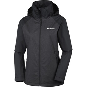 Columbia Tapanga Trail Jacket Women Black Denim